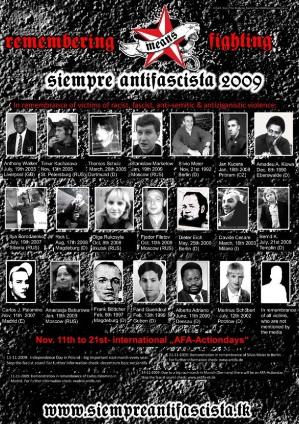 siempre antifa 2009